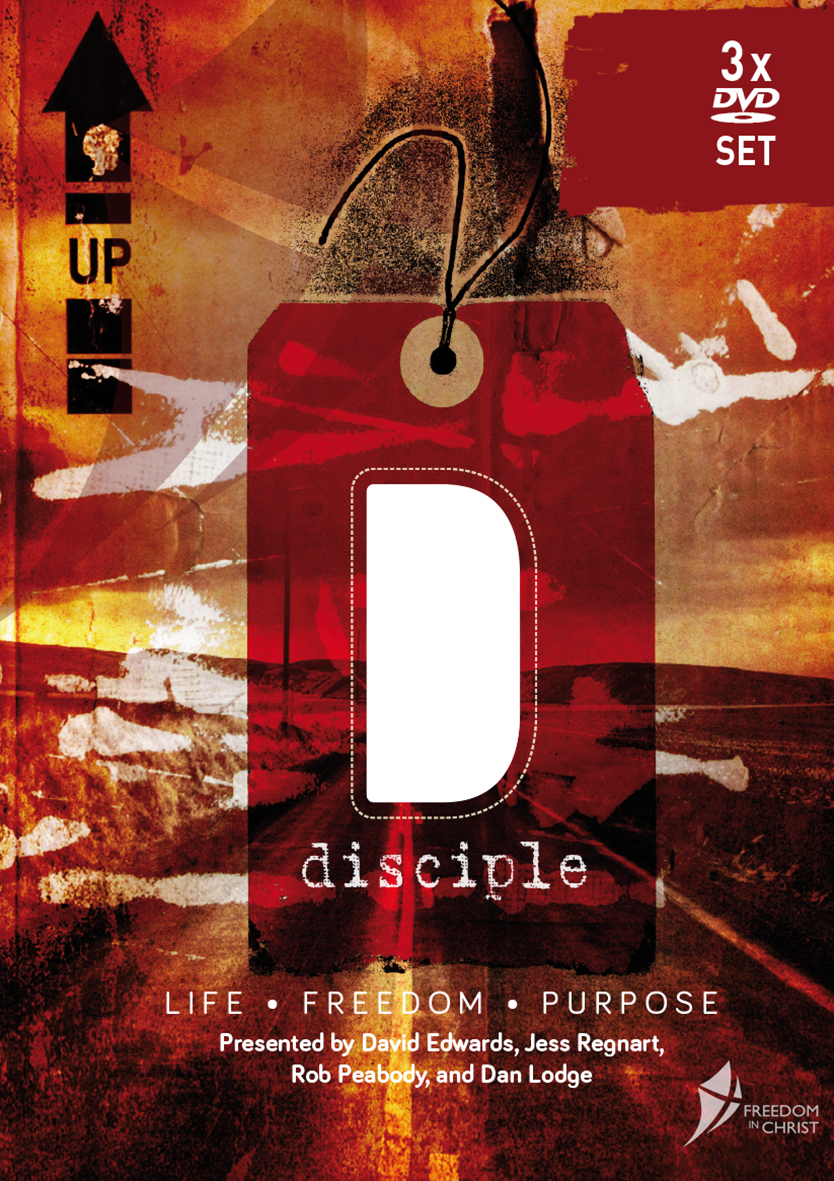 Disciple DVD