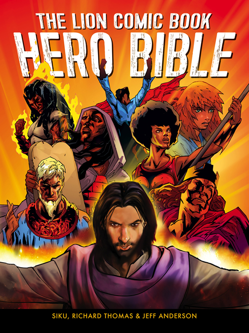 The Lion Comic Book Hero Bible