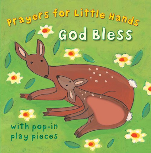 Prayers for Little Hands God Bless