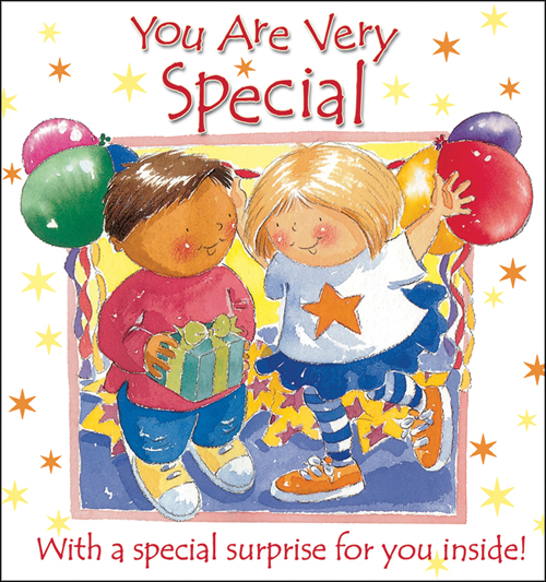 You Are Very Special