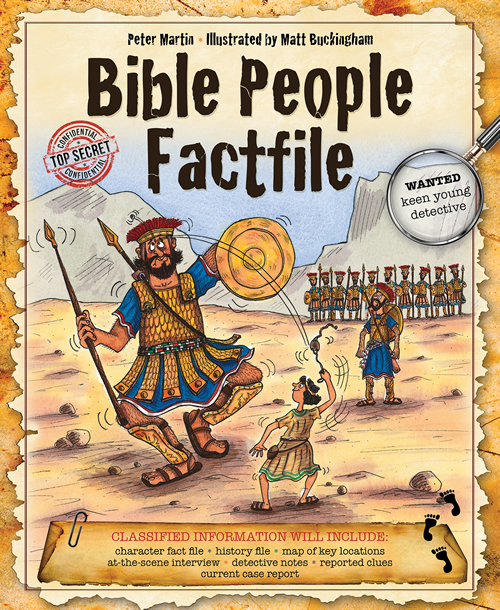 Bible People Factfile