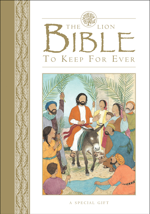 The Lion Bible to Keep for Ever, Gift Edition