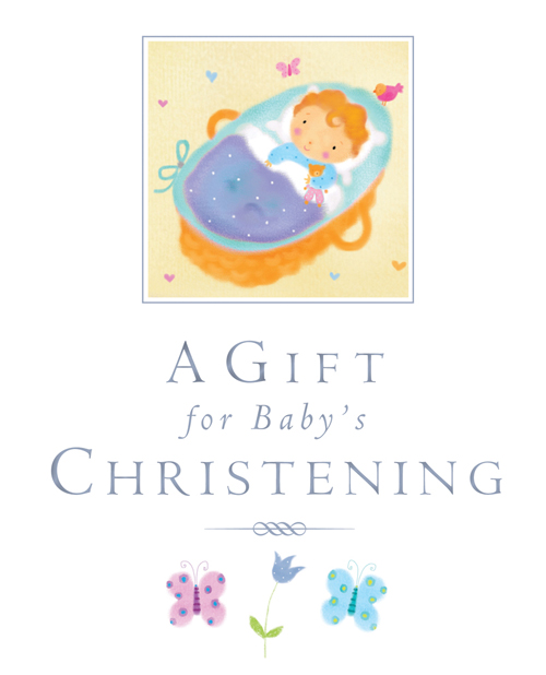 A Gift for Baby's Christening
