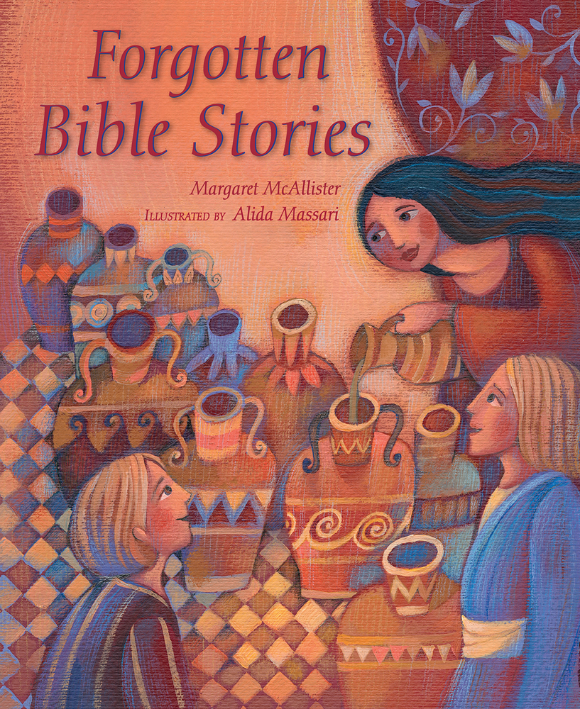 Forgotten Bible Stories