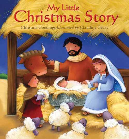 My Little Christmas Story, Paperback
