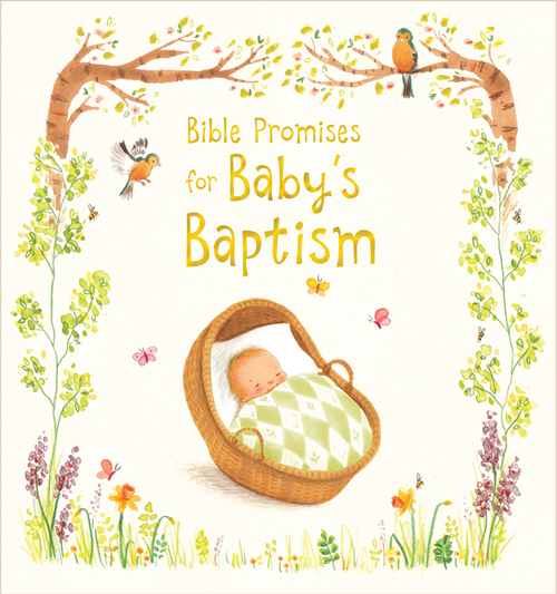 Bible Promises for Baby's Baptism