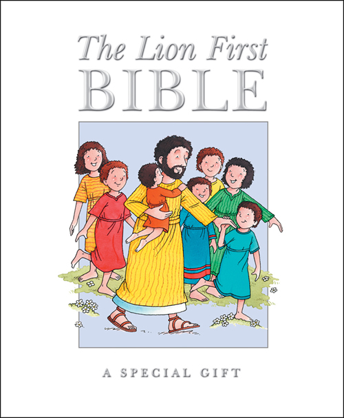 The Lion First Bible, Gift Edition