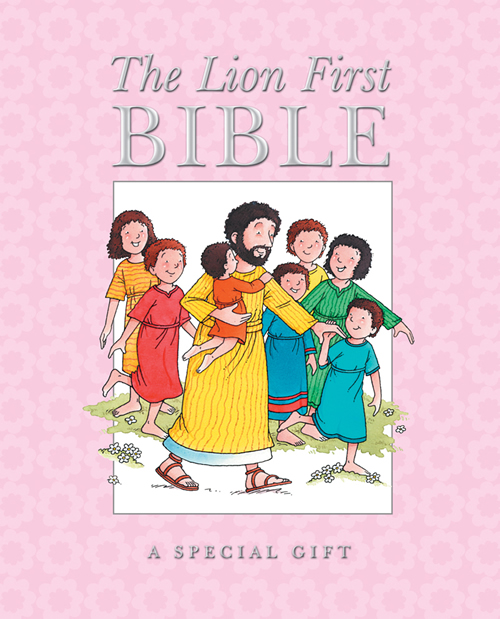 The Lion First Bible, Pink Edition