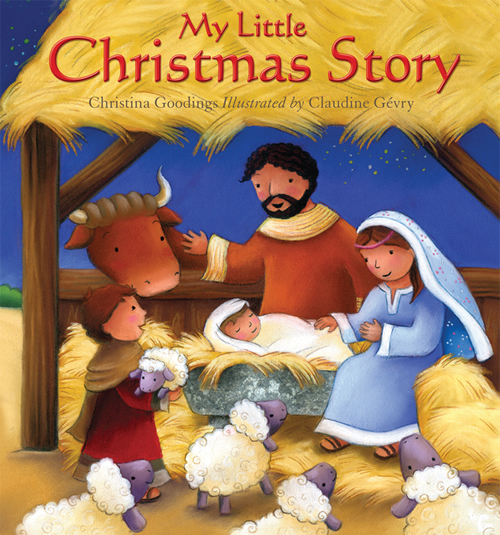 My Little Christmas Story, Hardcover