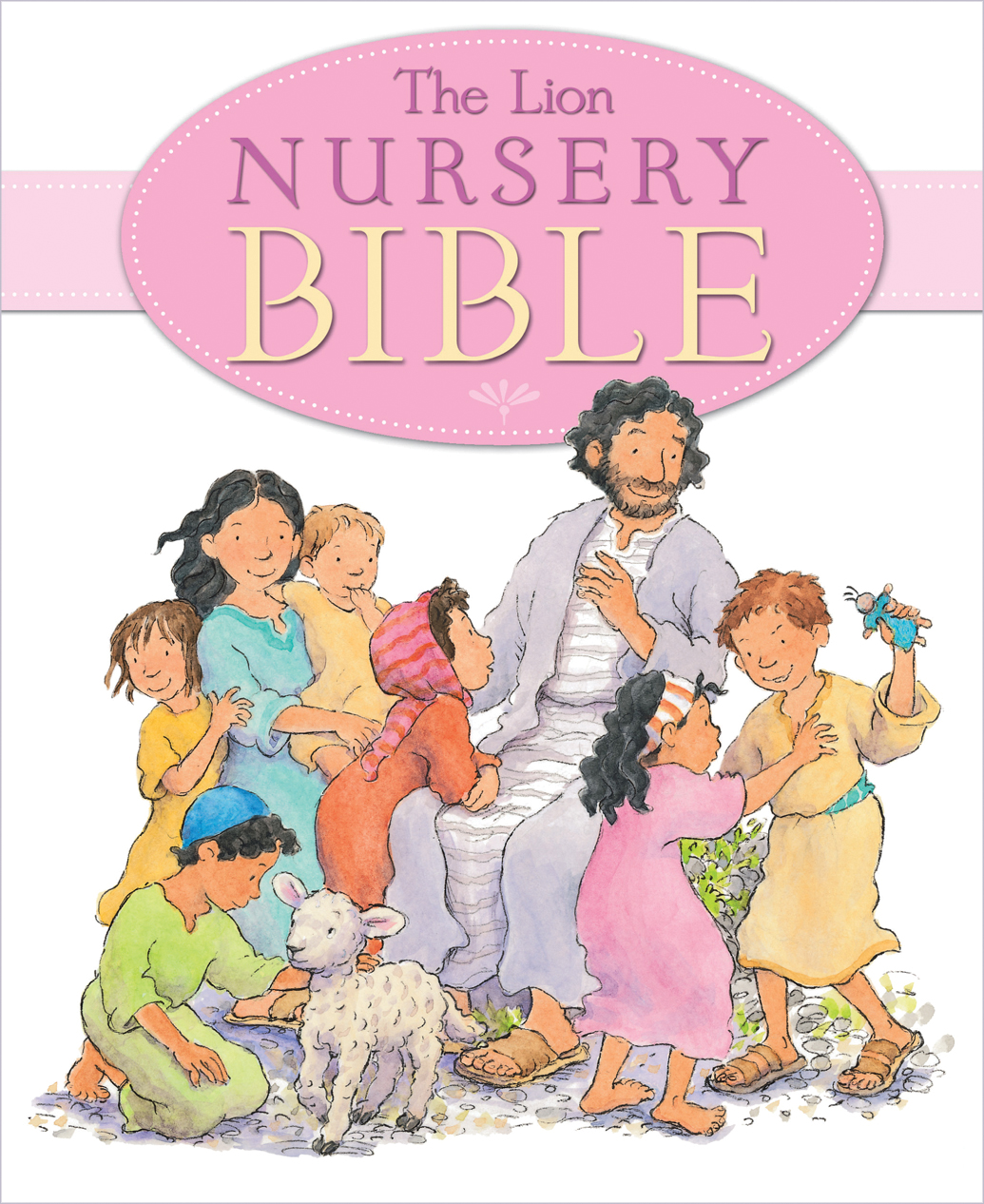 The Lion Nursery Bible, Pink Edition
