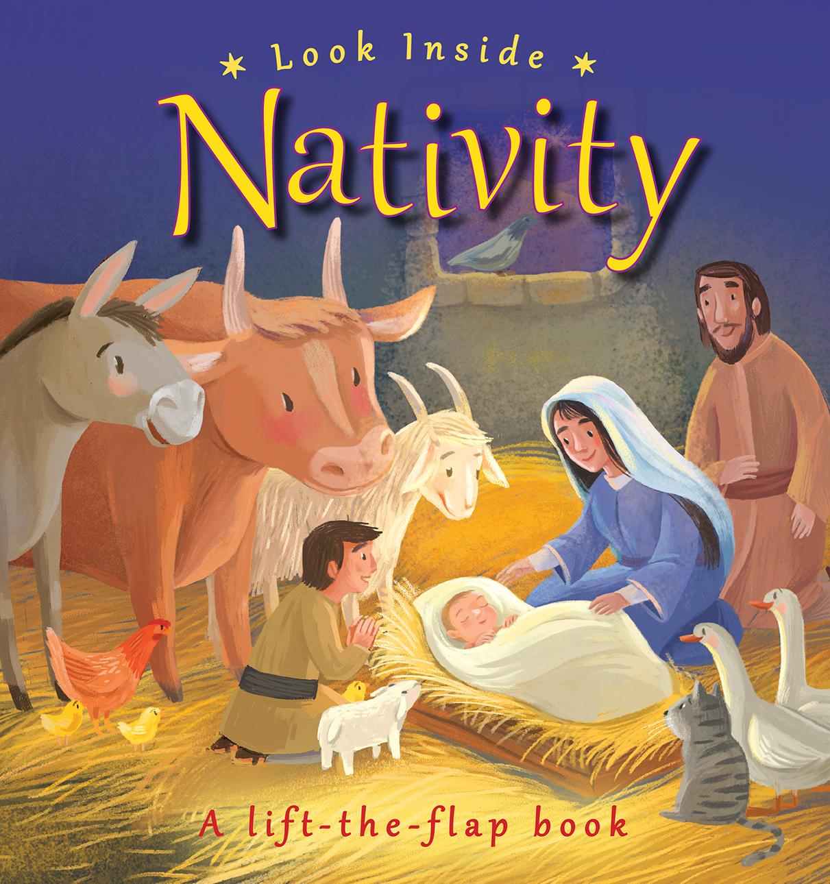 Look Inside Nativity