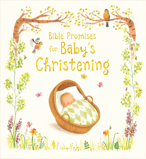Bible Promises for Baby's Christening