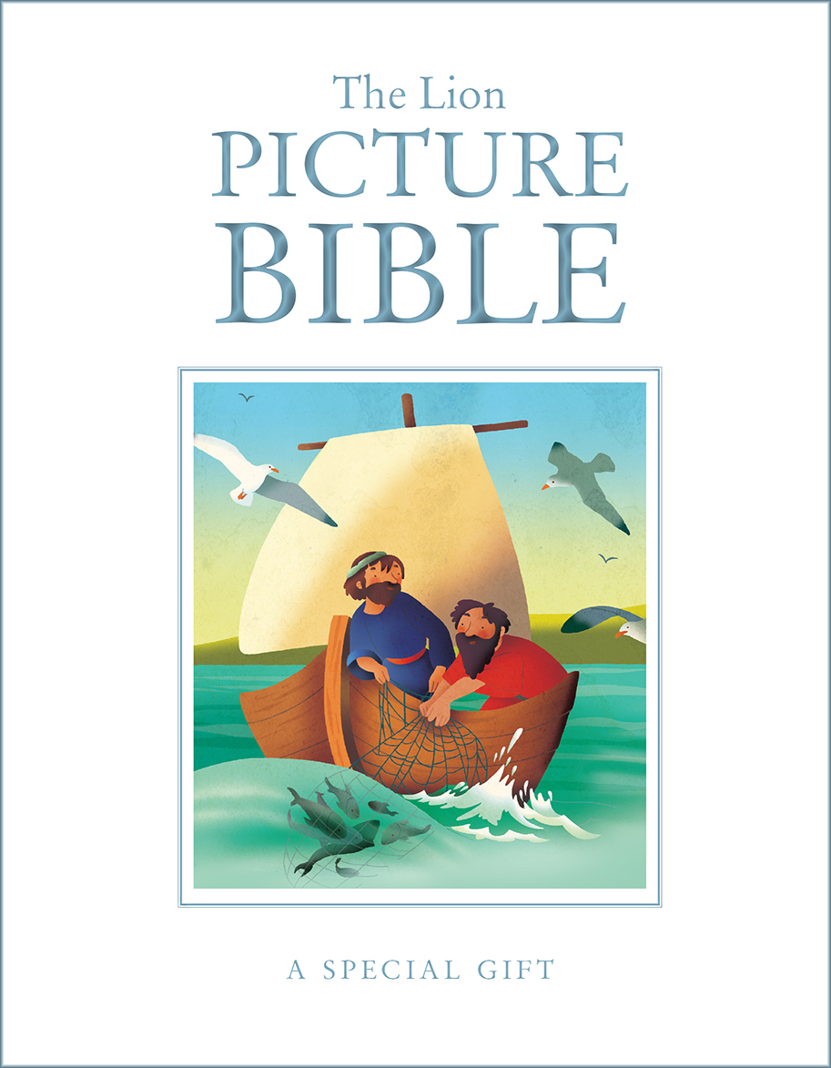 The Lion Picture Bible, Gift Edition
