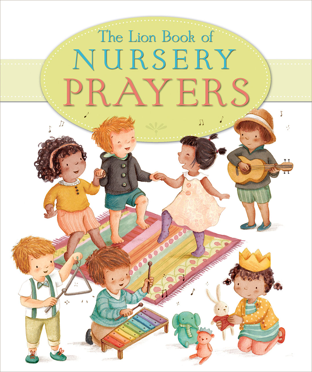 The Lion Book of Nursery Prayers