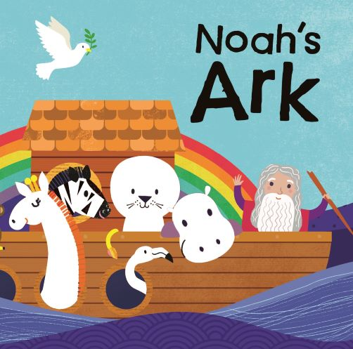 Noah's Ark Bath Book