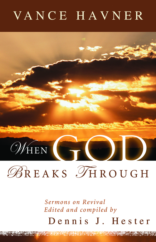 When God Breaks Through