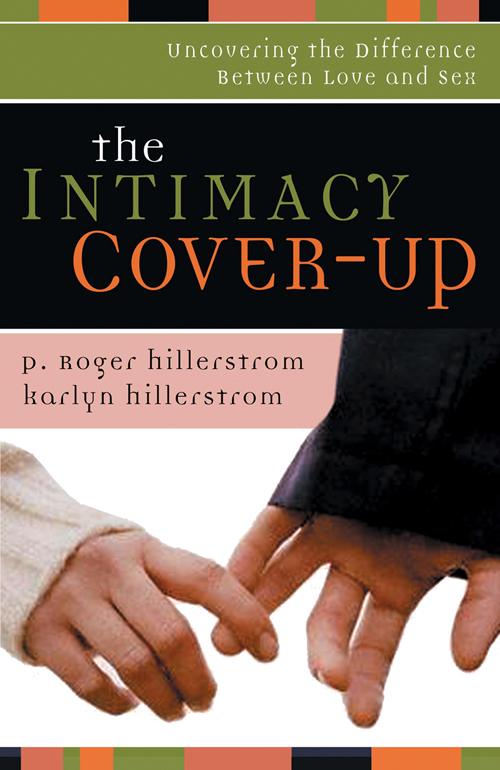 The Intimacy Cover-Up