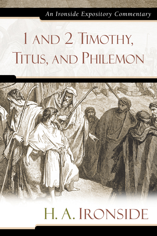 Summary of the Book of Titus