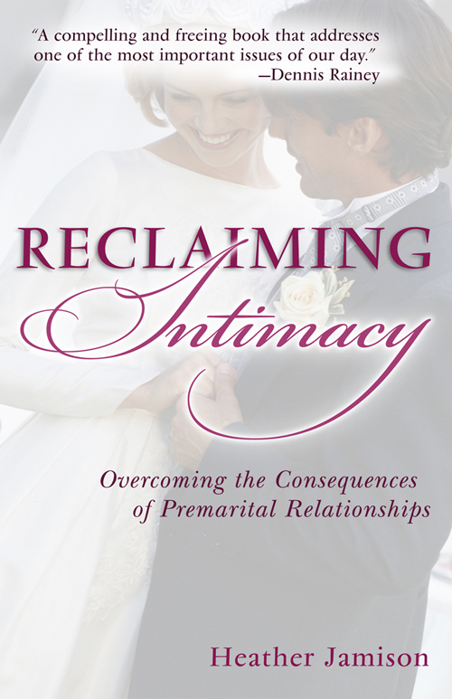 Reclaiming Intimacy