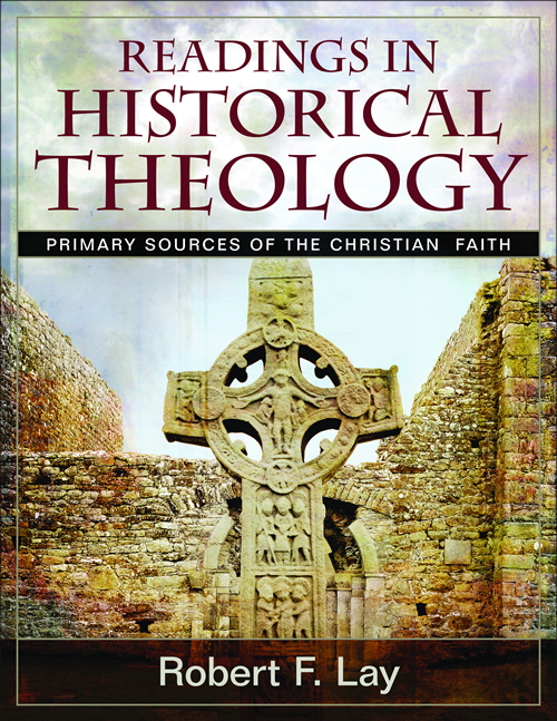 Readings in Historical Theology