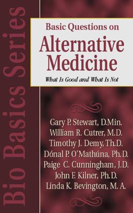 Basic Questions on Alternative Medicine