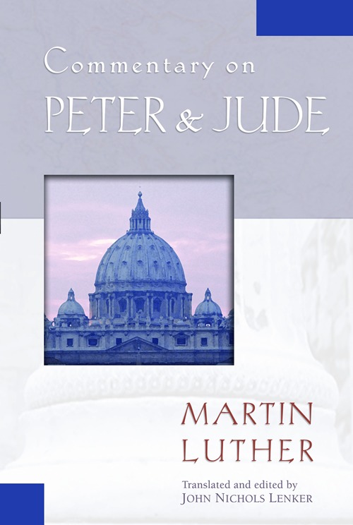 Commentary on Peter & Jude