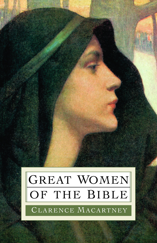 Great Women of the Bible