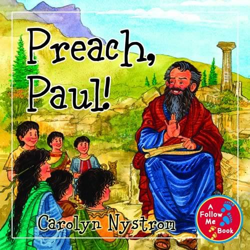 Preach, Paul!