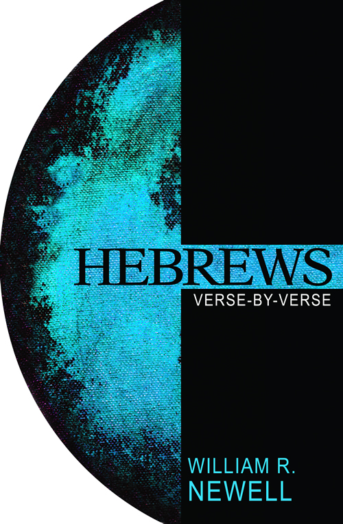 Hebrews: Verse-by-Verse