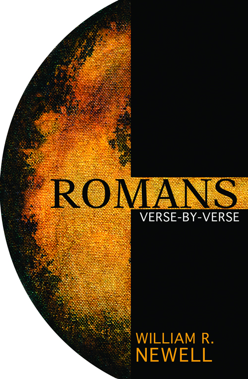 Romans: Verse-by-Verse
