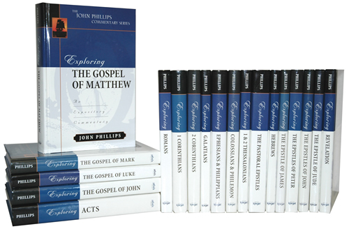 John Phillips New Testament Commentaries