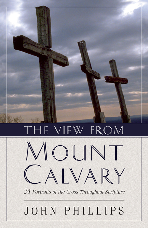 The View from Mount Calvary