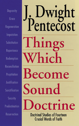 Things Which Become Sound Doctrine