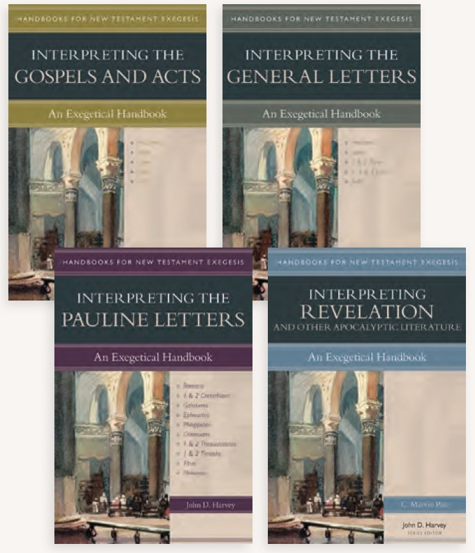 Handbooks for New Testament Exegesis