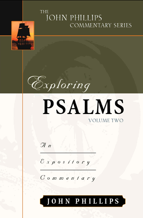 Exploring Psalms, Volume 2