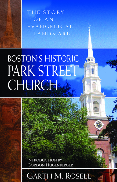 Boston's Historic Park Street Church