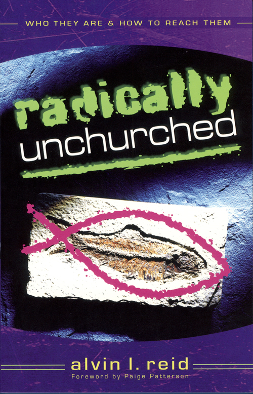 Radically Unchurched