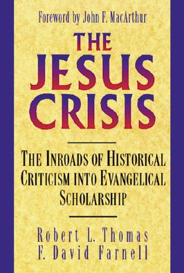 The Jesus Crisis