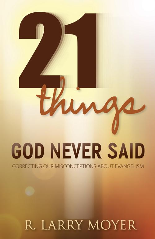 21 Things God Never Said