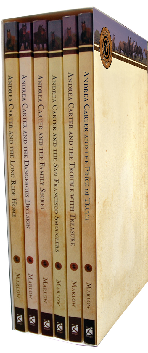 The Circle C Adventures, 6-Book Set