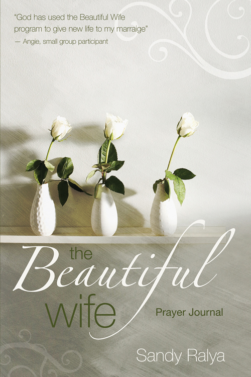 The Beautiful Wife Prayer Journal