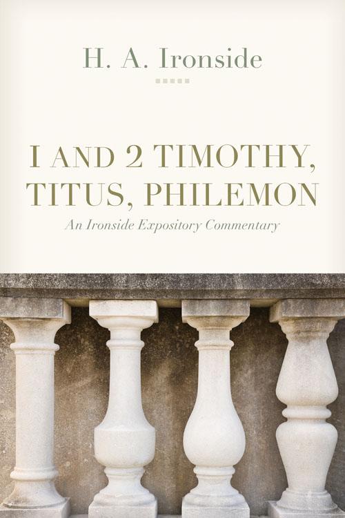 1 and 2 Timothy, Titus, Philemon