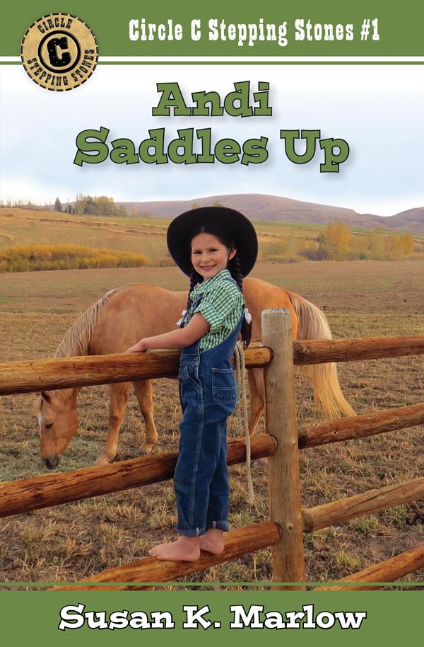 Andi Saddles Up