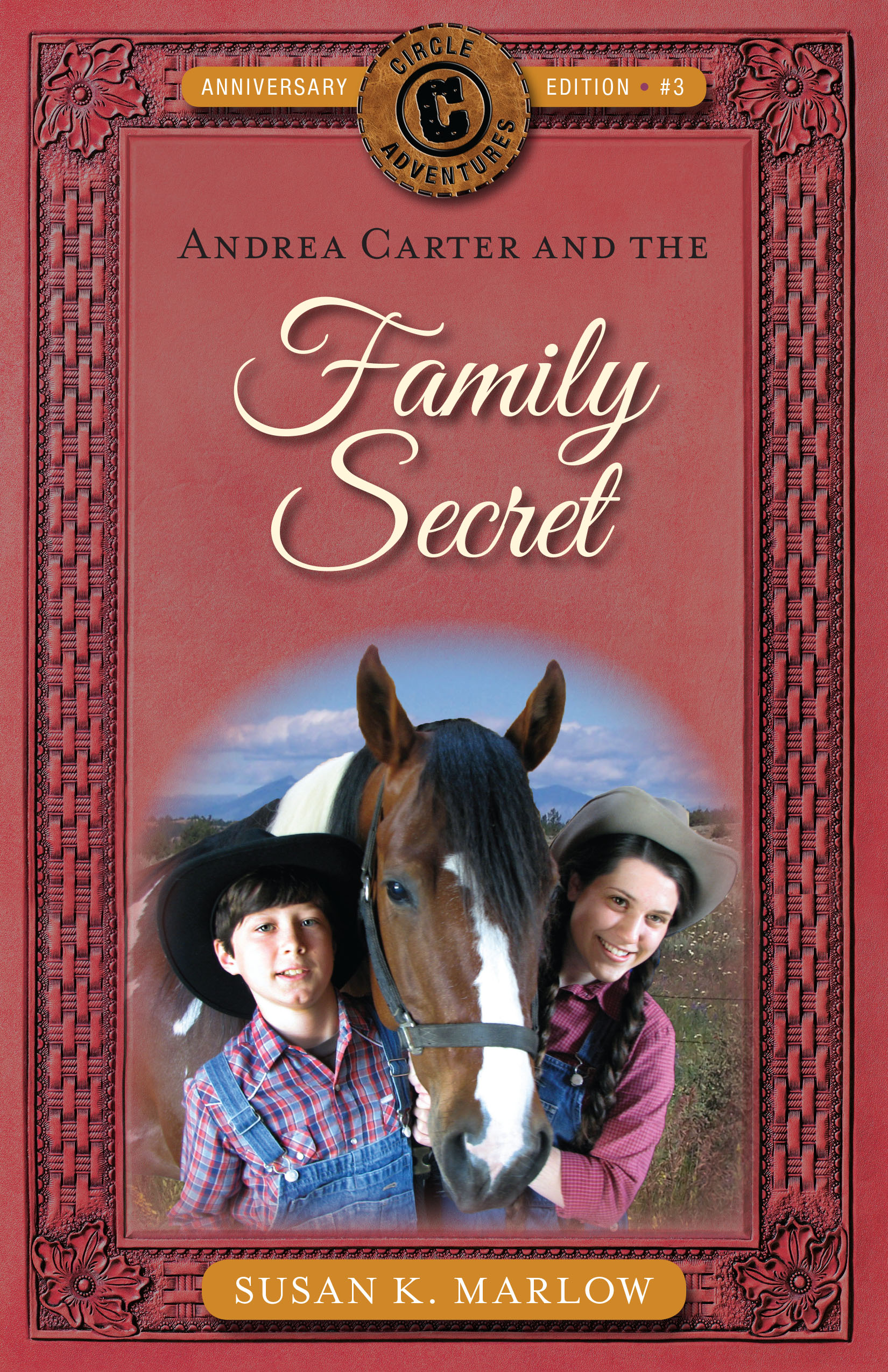 Andrea Carter and the Family Secret - Anniversary Edition
