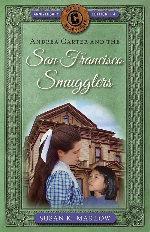 Andrea Carter and the San Francisco Smugglers (anniversary edition)