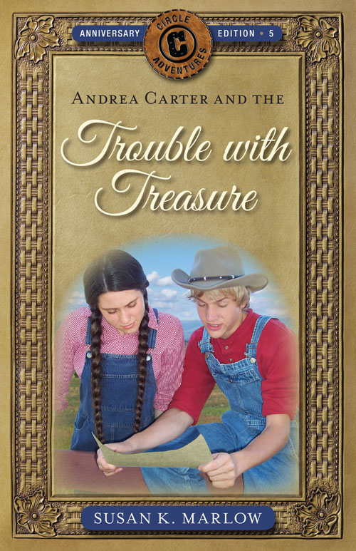 Andrea Carter and the Trouble with Treasure, Anniversary Edition