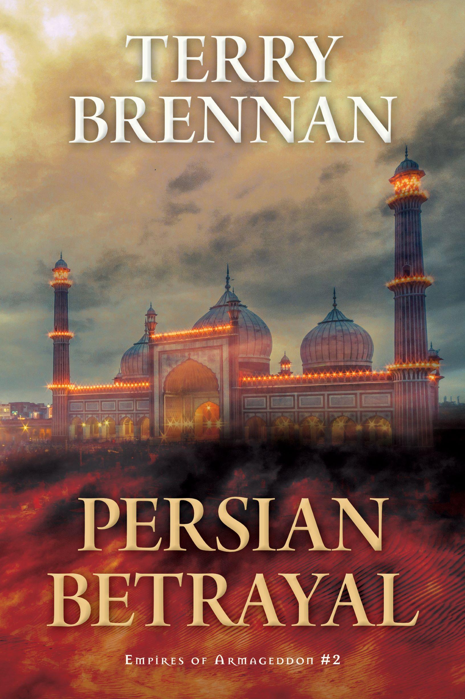Persian Betrayal