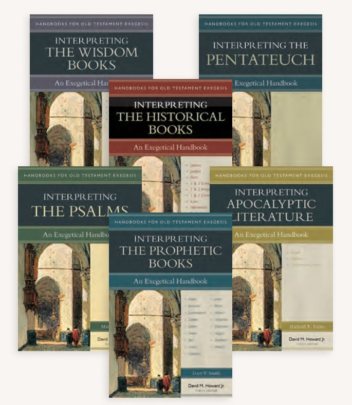 Handbooks for Old Testament Exegesis