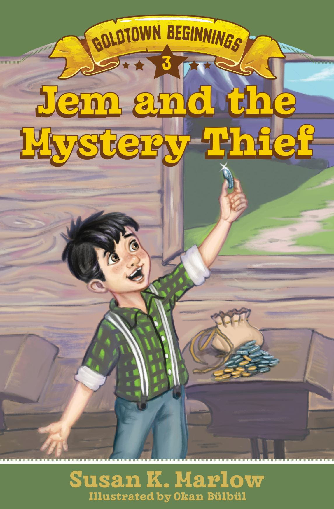 Jem and the Mystery Thief