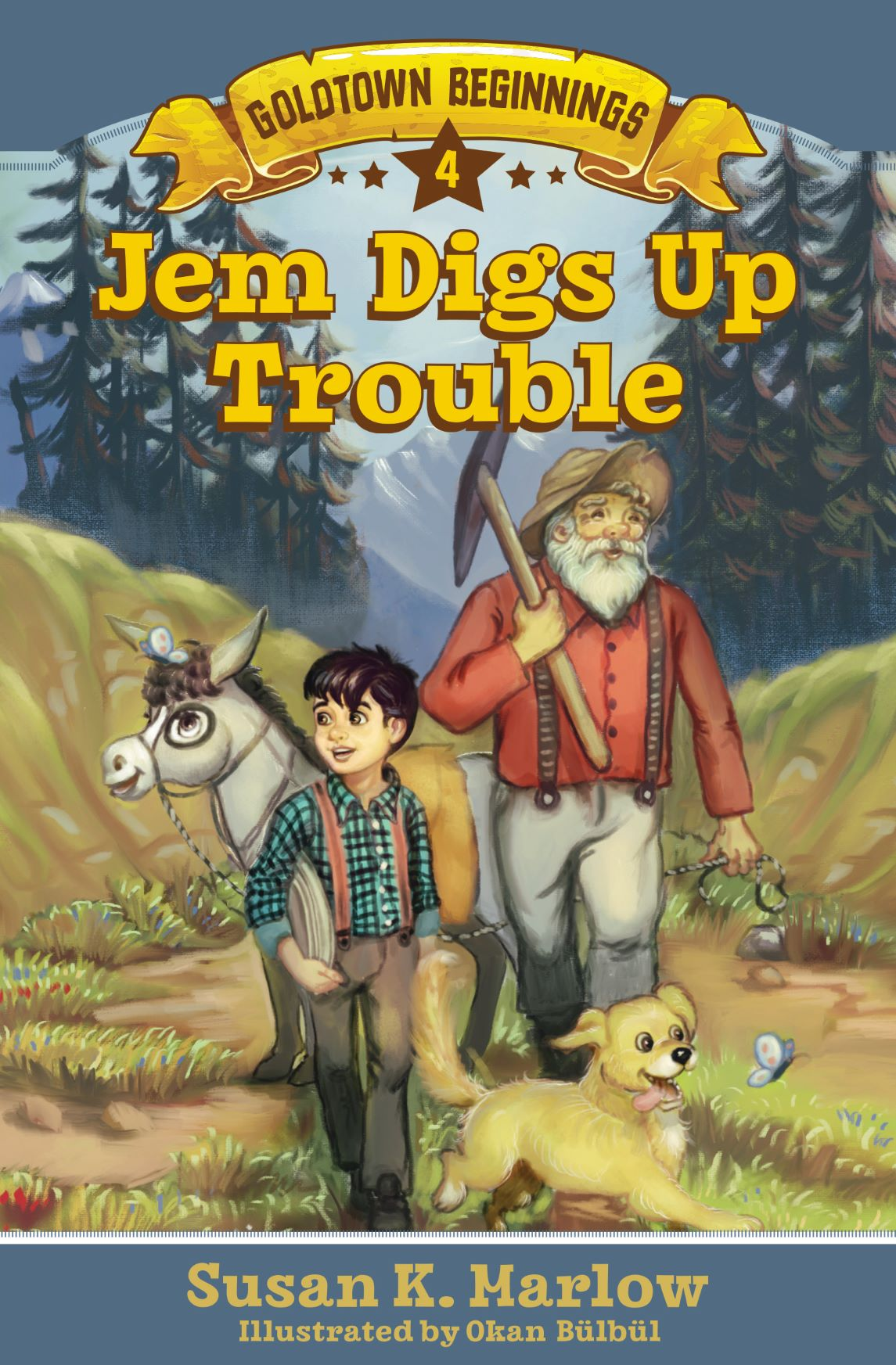 Jem Digs Up Trouble